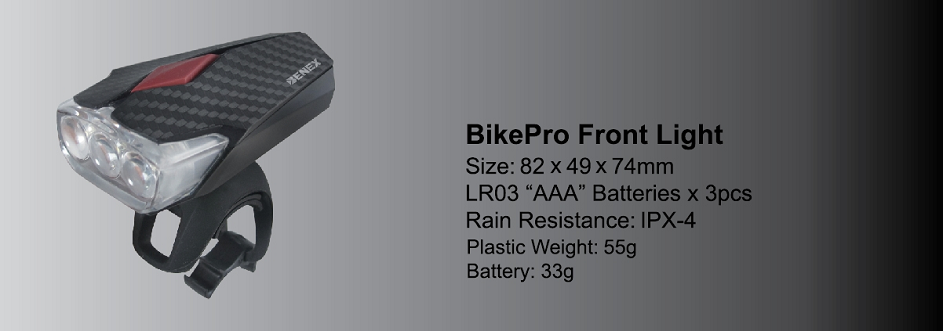 ET-3109 BikePro Front Light