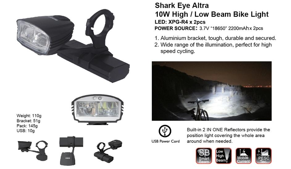 ET-3155 Shark Eye Altra