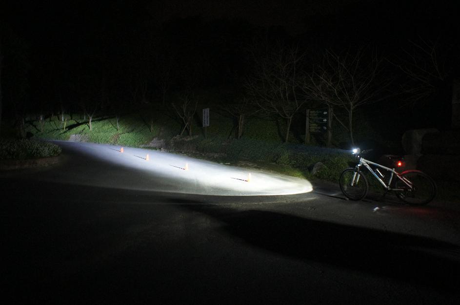 ET-3173-A K-Mark 35Lux Bike Front Light